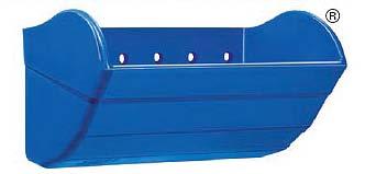 CC-XD Polyethylene Blue