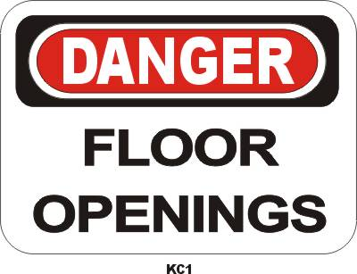 KC1P Floor Openings